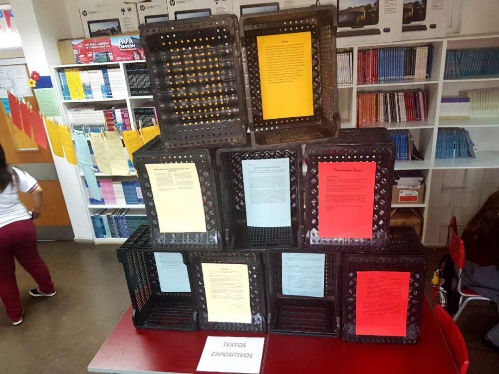 Muestra de textos Narrativos y Literarios (CRA)