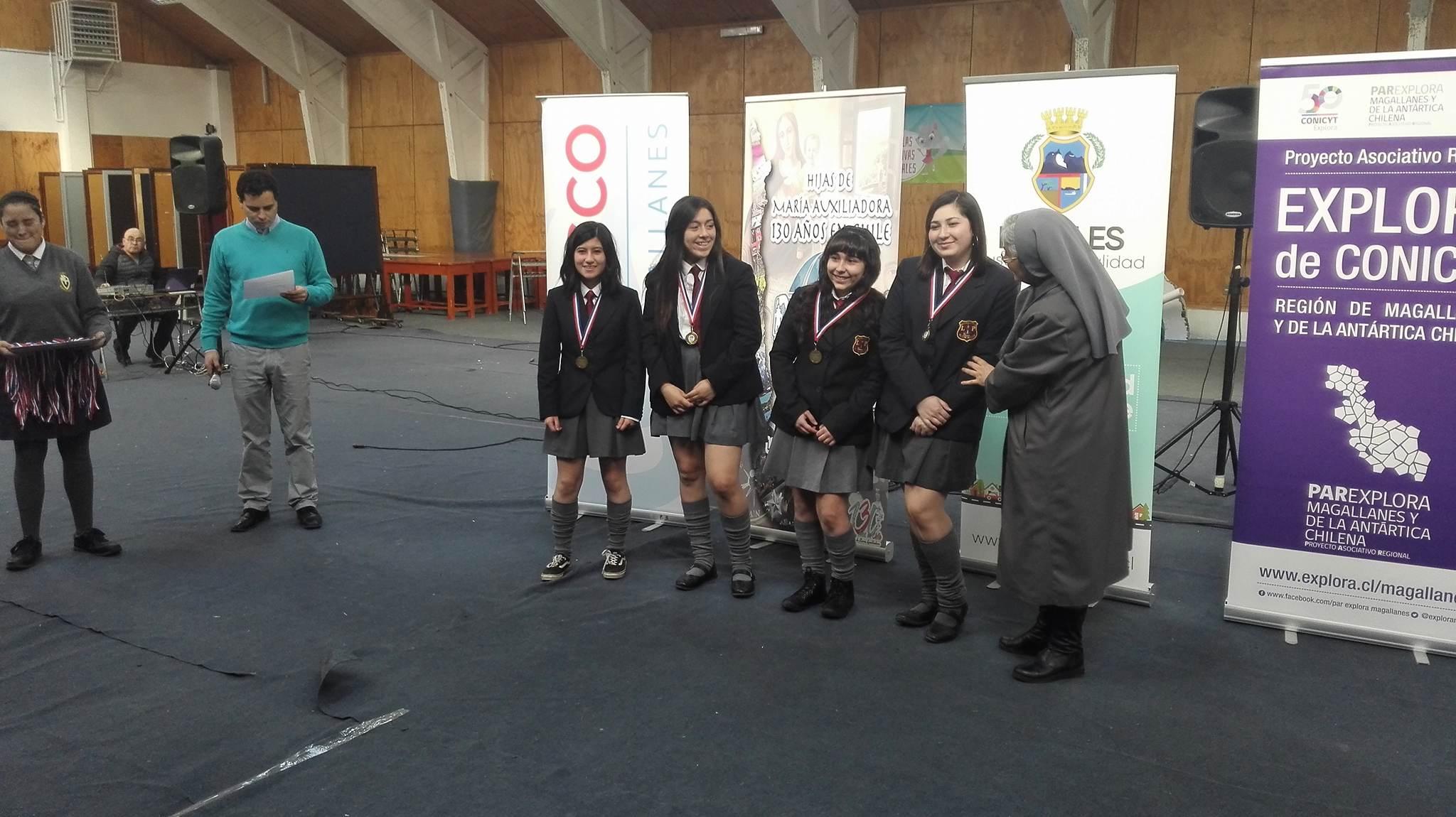 Feria científica Puerto Natales